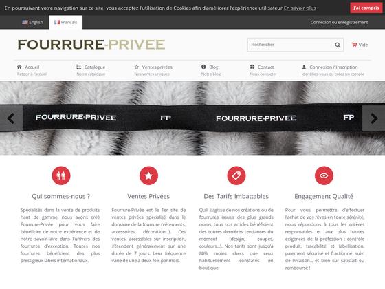 image du site https://www.fourrure-privee.com/fr/