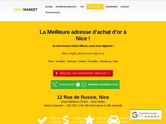 image du site https://www.goldmarket.fr/achat-or-nice/