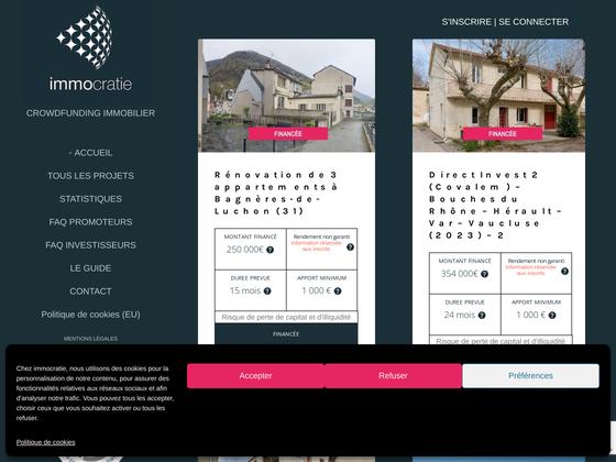 image du site https://www.immocratie.com