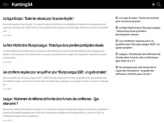 image du site https://www.karting34.fr/
