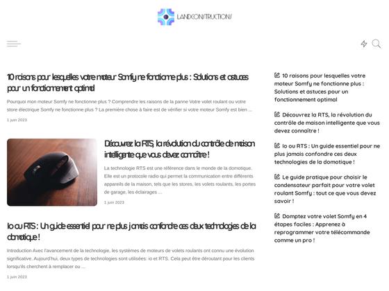 image du site https://www.landconstructions.fr/