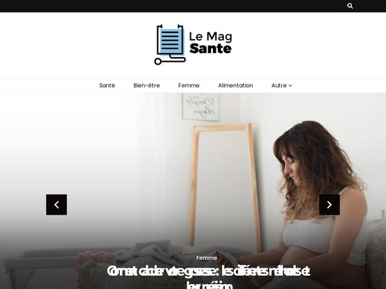 image du site https://www.le-mag-sante.fr/