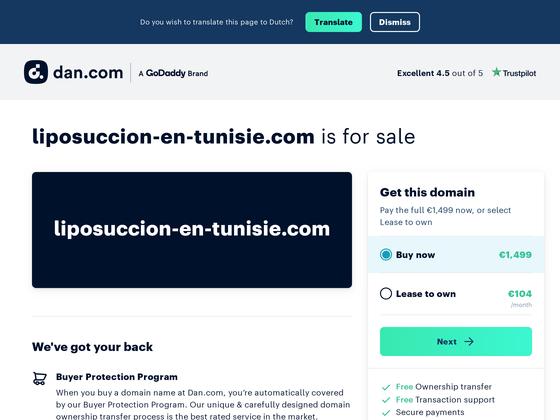image du site https://www.liposuccion-en-tunisie.com/