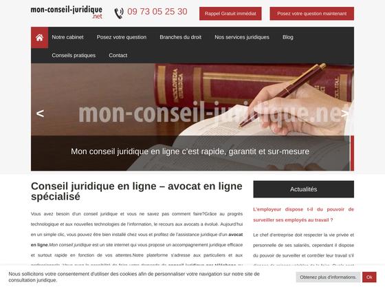 image du site https://www.mon-conseil-juridique.net