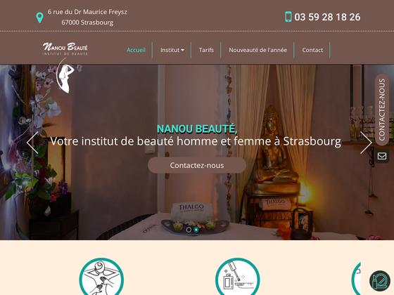 image du site https://www.nanou-beaute-strasbourg.fr/