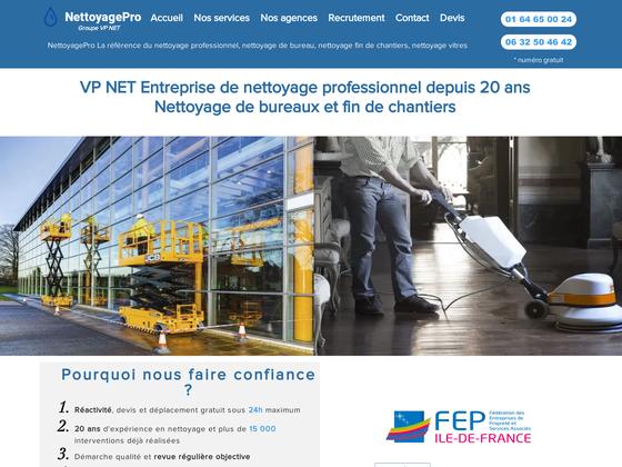 image du site https://www.nettoyagepro.net