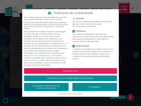 image du site https://www.pasteur-lille.fr/accueil/