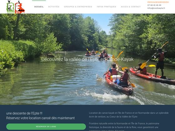 image du site https://www.randoepte.fr/