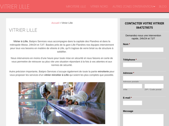 image du site https://www.vitrierlille.fr