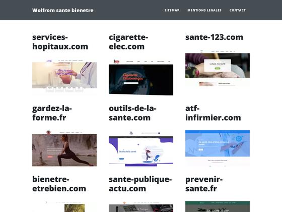 image du site https://www.wolfrom-sante-bienetre.fr/