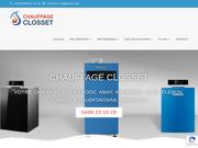 Pompes à chaleur et chaudières à Liège et à Verviers: Chauffage Closset