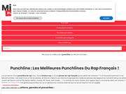 Minute Punchline, les meilleures punchlines du rap français