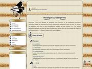 Musique et Interprète