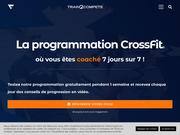 Programmation crossfit train2compete tous niveaux