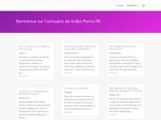 Annuaire des vidéos pornos