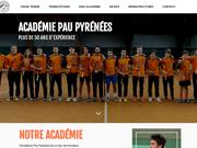 Tennis études et stage de tennis - Académie Pau Pyrénées