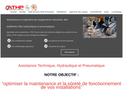 ATHP : Entreprise d'ingénierie industrielle en Ile de France