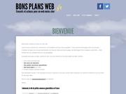 Site de bons plans Web