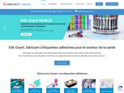 Etik Ouest Médical - Impression d'étiquettes médicales