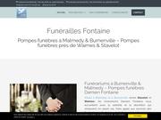 Pompes funèbres à Stavelot: Funérailles Fontaine