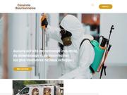 Gbour, nettoyage et désinfection - La Réunion