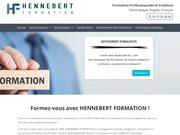 HENNEBERT Formation : stages en informatique et anglais à Chartres