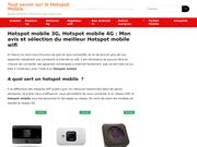 Comparateur routeur 4G