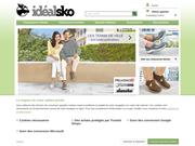 Achat de chaussures confortables en ligne - Idealsko