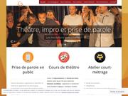 Les Affabulateurs - Cours de théâtre - Atelier Court-Métrage - Paris & Saint-Maur-des-Fossés