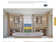Site officiel de l'entreprise Luxoria