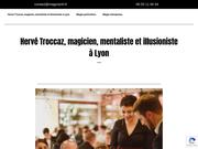 Magic H - Magicien Lyon et Paris