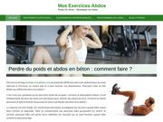 Mes Exercices Abdos, votre guide