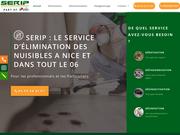 Site officiel de l'entreprise Serip