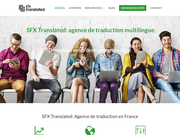 SFX Translated: votre agence de traduction