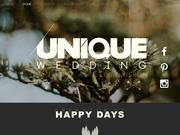 Unique Wedding & Events - Wedding planner, Organisation mariages en Provence, Alpilles et Luberon