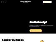 Chamas Tacos, une chaîne de Fast Foods halal en France et en Belgique
