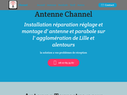 Antenne Channelle : pour l'installation de vos antennes