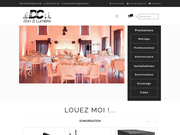 Location lumiere mariage