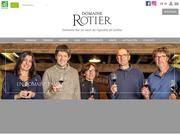 Domaine Rotier, une boutique web de bouteilles de vins