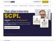 Le site qui vous explique comment investir en SCPI pierre-papier et assurance-vie