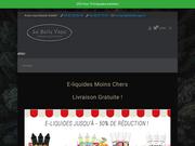 Labellevape, boutique en ligne de vente de cigarette électronique