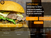 Leffie Burger - Food Truck Burger à Plan de campagne