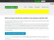 Guide des paris sportifs en ligne