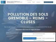 Diagnostic de pollution des sols
