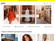 La boutique en ligne des sneakers et des vêtements sportswear