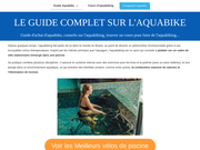 Vélo Aquabike : votre guide pratque