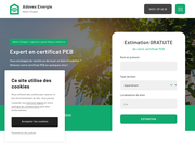 Obtenir un certificat PEB