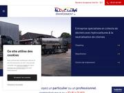 Entreprise de collecte de déchets et de nettoyage industriel