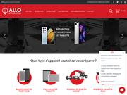 Allo Réparateur - Réparation et vente de Smartphone, MacBook, I MAC et de console de jeux
