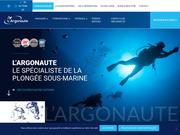 Argonaute, le magasin de plongée à Toulouse